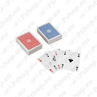 Mängukaartide 2 komplekti, 54 kaarti, pvc kate S103-9949.4