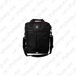 OX1 treeneri kott must M107-5191703