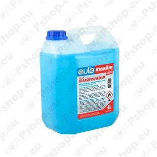 AM Klaasipesu -40˚C 4L sidrunilõhnaline S125-AM005220