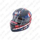 Motorcycle helmets, visors