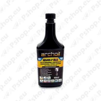 Archoil AR6400-P MAX Polyetheramine Concentrate Professional Petrol Cleaner