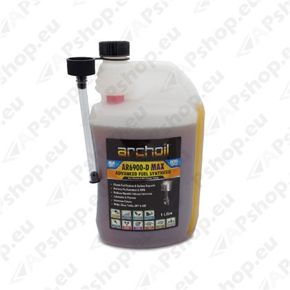 Archoil AR6900-D MAX Advanced Fuel Synthesis 1L