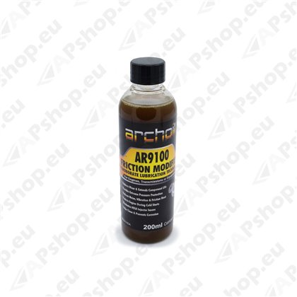 Archoil AR9100 Friction Modifier & System Cleaner 200ml