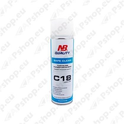NB Quality C18 Safe Clean