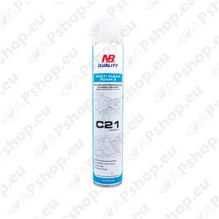 NB Quality C21 Multi Clean Foam 2