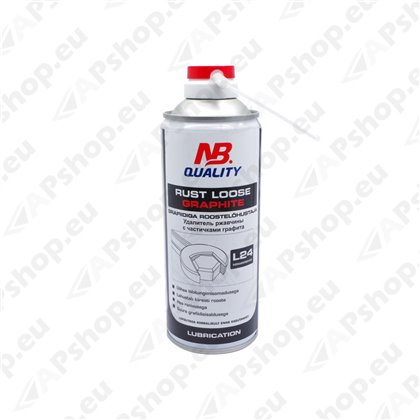 NB Quality L24 Rust Loose Graphite
