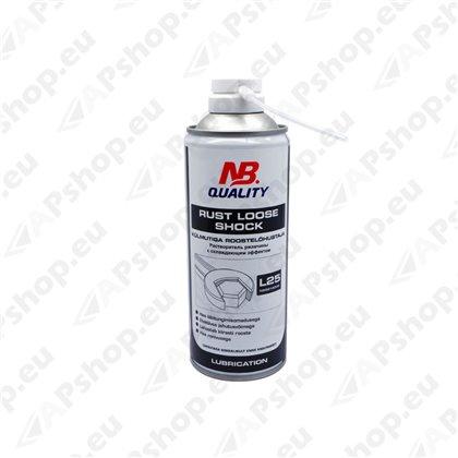 NB Quality L25 Rust Loose Shock
