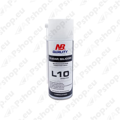 NB Quality L10 Clear Silicon