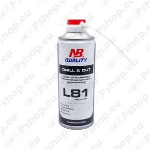 NB Quality L81 Drill & Cut