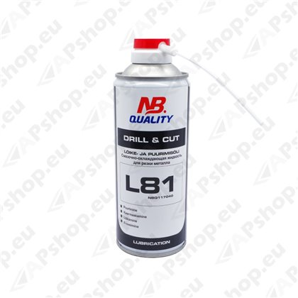 NB Quality L81 Drill & Cut