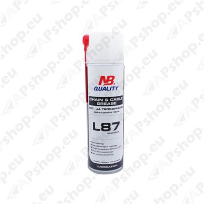 NB Quality L87 Chain & Cable Grease