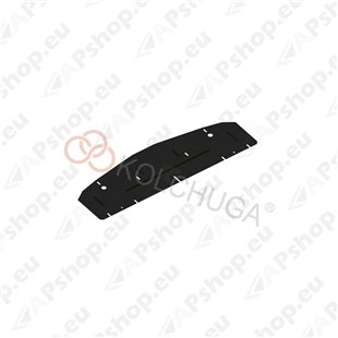 Kolchuga Steel Skid Plate Kia Ceed 2012-2015 (Radiator Protection)