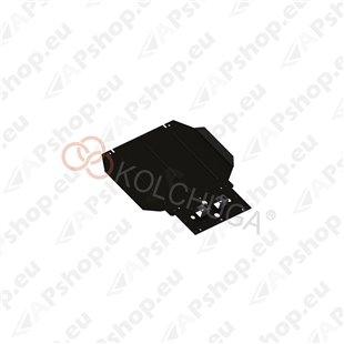 Kolchuga Steel Skid Plate Mitsubishi Pajero Sport 2008-2016 (Gearbox Protection)