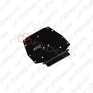 Kolchuga Steel Skid Plate Alfa-Romeo 159 2005-2011 3,2 (Engine, Gearbox Protection)