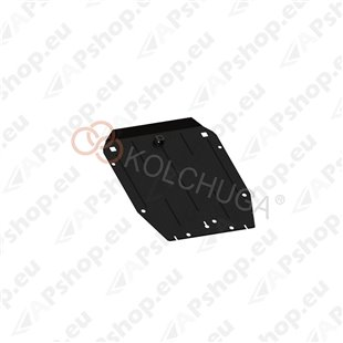 Kolchuga Steel Skid Plate Honda Civic IX hatchback 2012- 1,4 1,8 (Engine, Gearbox Protection)