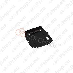 Kolchuga Steel Skid Plate Honda Pilot 2012- 3,5 (Engine, Gearbox, Radiator Protection)