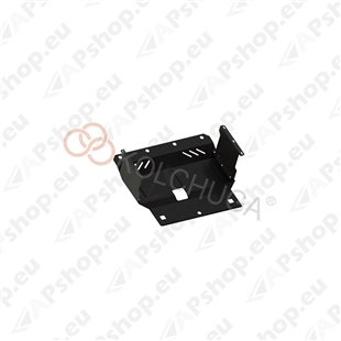 Kolchuga Steel Skid Plate Hyundai I-10 2014- (Engine, Gearbox, Radiator Protection)