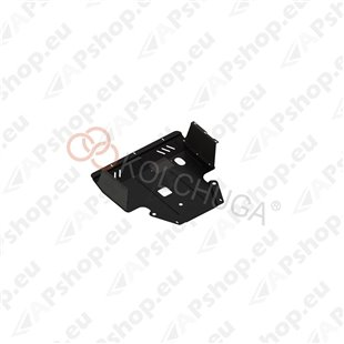 Kolchuga Steel Skid Plate Hyundai I-20 2012-2015 1,4 (Engine, Gearbox, Radiator Protection)