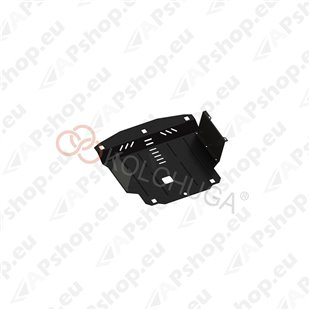 Kolchuga Steel Skid Plate Kia Rio 2011-2016 (Engine, Gearbox, Radiator Protection)
