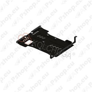 Kolchuga Steel Skid Plate Mercedes-Benz Vito D (W 639) 2004- (Engine, Gearbox, Radiator Protection)