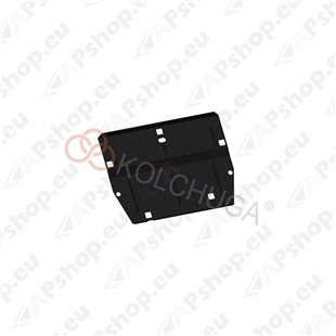 Kolchuga Steel Skid Plate Discovery Sport 2014- 2,2D (Engine, Gearbox Protection)