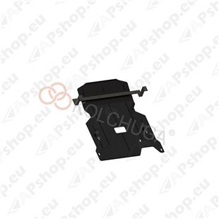 Kolchuga Steel Skid Plate BMW 3 Е 90 2005-2011 2,0і (Engine, Radiator Protection)