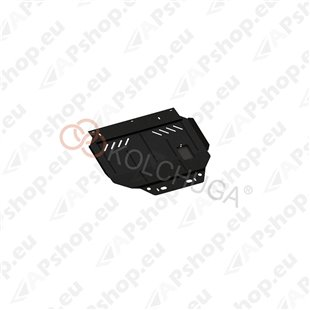 Kolchuga Steel Skid Plate Citroen Berlingo II 2004-2008 1,6 Hdi (Engine, Gearbox, Radiator Protection)