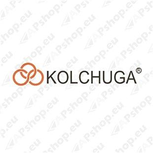 Kolchuga Steel Skid Plate Skoda Octavia II A5 2004- (Engine, Gearbox, Radiator Protection)