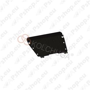 Kolchuga Steel Skid Plate Toyota Camry XV55 2016- 2,5і (Engine, Gearbox Protection)