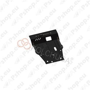 Kolchuga Steel Skid Plate Fiat Freemont 2011- 2,0 JTD 2,4 (Engine, Gearbox, Radiator Protection)