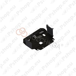 Kolchuga Steel Skid Plate Hyundai I-30 2012-2015 Petrol (Engine, Gearbox, Radiator Protection)