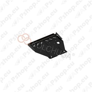Kolchuga Steel Skid Plate Mini Cooper Clubman (R55) 2007-2014 1,6i (Engine, Gearbox, Radiator Protection)