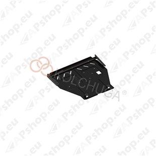 Kolchuga Steel Skid Plate Mini Cooper (R56) 2006-2013 1,6i 1,6TDI (Engine, Gearbox, Radiator Protection)