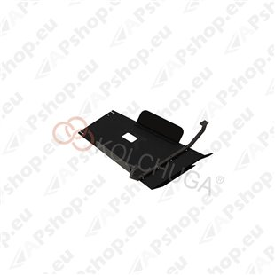 Kolchuga Steel Skid Plate Opel Vivaro 2014- (Fuel Filter, Lambda Probe Protection)