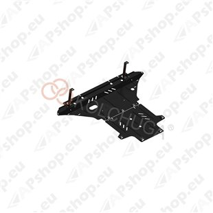 Kolchuga Steel Skid Plate Audi A5 В8 2007-2011 1,8 2,0TFSI (Engine, Gearbox, Radiator Protection)