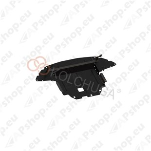 Kolchuga Steel Skid Plate Hyundai I-20 2014- 1,4і (Engine, Gearbox, Radiator Protection)