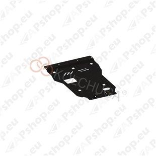 Kolchuga Steel Skid Plate Lexus GS 430 2005-2012 4,3 (Engine, Radiator Protection)