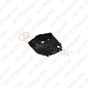 Kolchuga Steel Skid Plate Nissan Murano 2002-2008 3,5 (Engine, Gearbox, Radiator Protection)