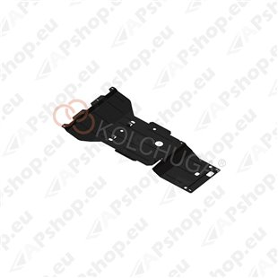 Kolchuga Steel Skid Plate Jeep Grand Cherokee 2011- 3.0 D (Engine, Gearbox, Radiator, Reductor Protection)