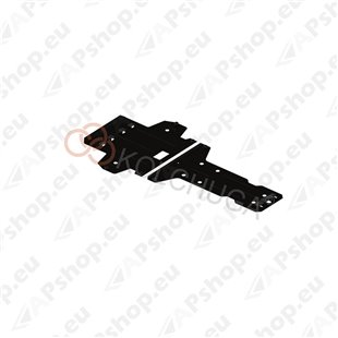 Kolchuga Steel Skid Plate Mercedes-Benz W 211 E280 2002-2008 3,0 (Engine, Gearbox Protection)