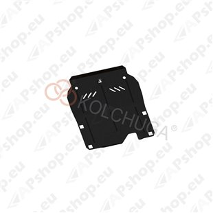 Kolchuga Steel Skid Plate Opel Insignia A 2013-2015 2,0CDТI (Engine, Gearbox Protection)