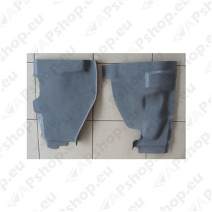 Chrysler Voyager (2004-2007) Side Shielding, Pair