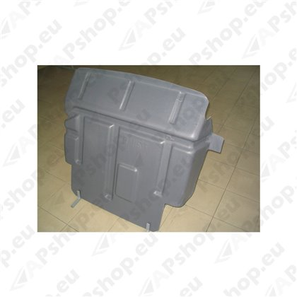 Ford Transit (2006-2013), (Front-Drive) Petrol + Diesel