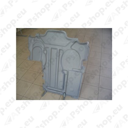 MB E (211) (2003-...) Gearbox Shielding