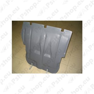 Opel Astra G (1998-2004) With Factory Side Shielding