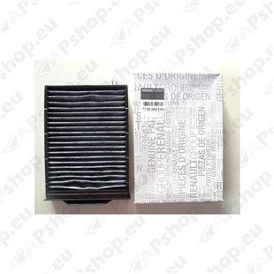 RENAULT Filter, interior air 7701064235