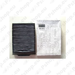 RENAULT Filter, interior air 7701064235