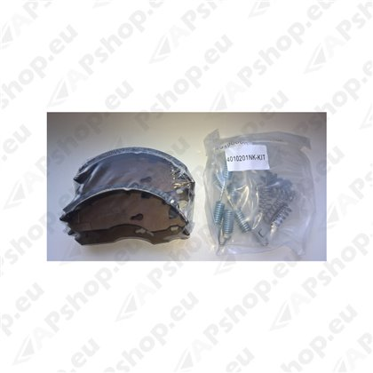 Brake shoe kit 160x35 for AL-KO axle