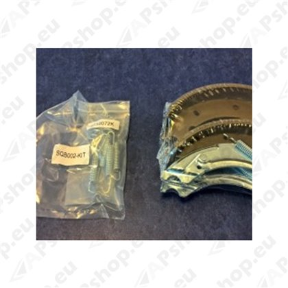 Brake shoe kit 200x50 for KNOTT axle