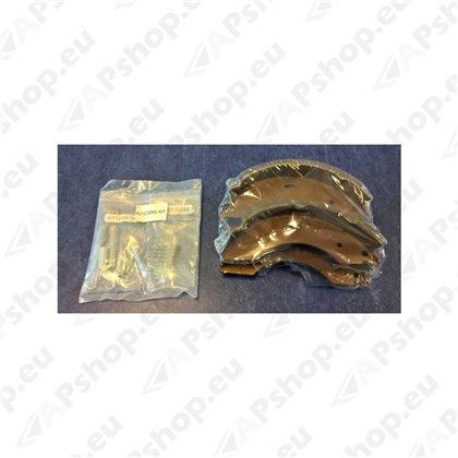 Brake shoe kit 230x60 for AL-KO axle